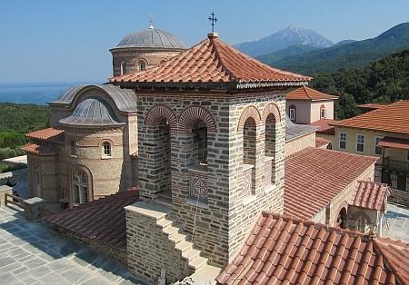 Chilia Burazeri - Sfantul Munte Athos