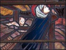 Sfanta Frideswide, ocrotitoarea Oxfordului