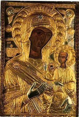 Icoana Maicii Domnului Prousiotissa