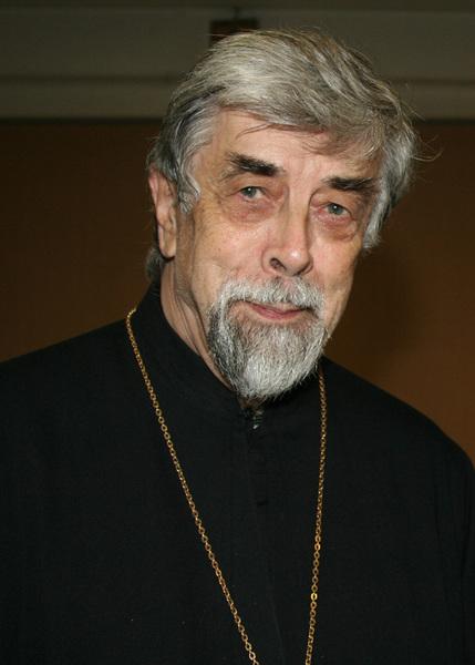 Parintele Boris Bobrinskoy