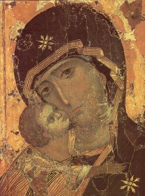 Axioane inchinate Maicii Domnului la marile praznice bisericesti