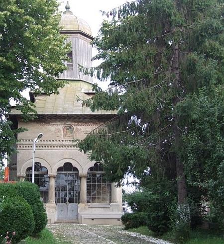 Biserica brancoveneasca din Doicesti