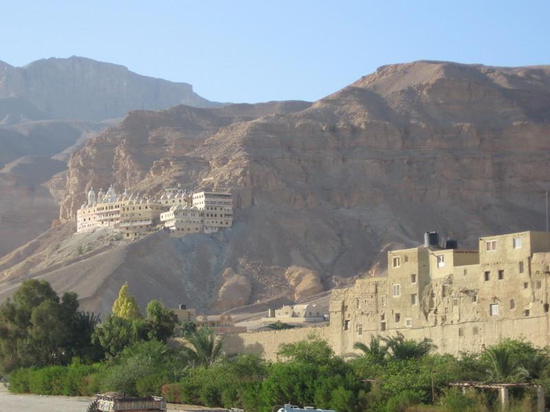 Fuga in Egipt - Pe urmele Sfintei Familii