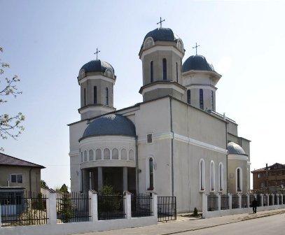 Biserica Adormirea Maicii Domnului - Malaxa