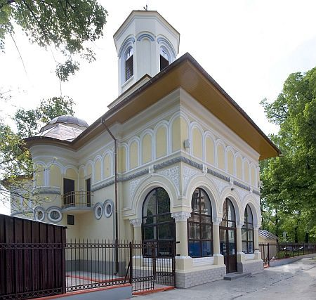 Biserica Sfanta Treime - Popa Rusu