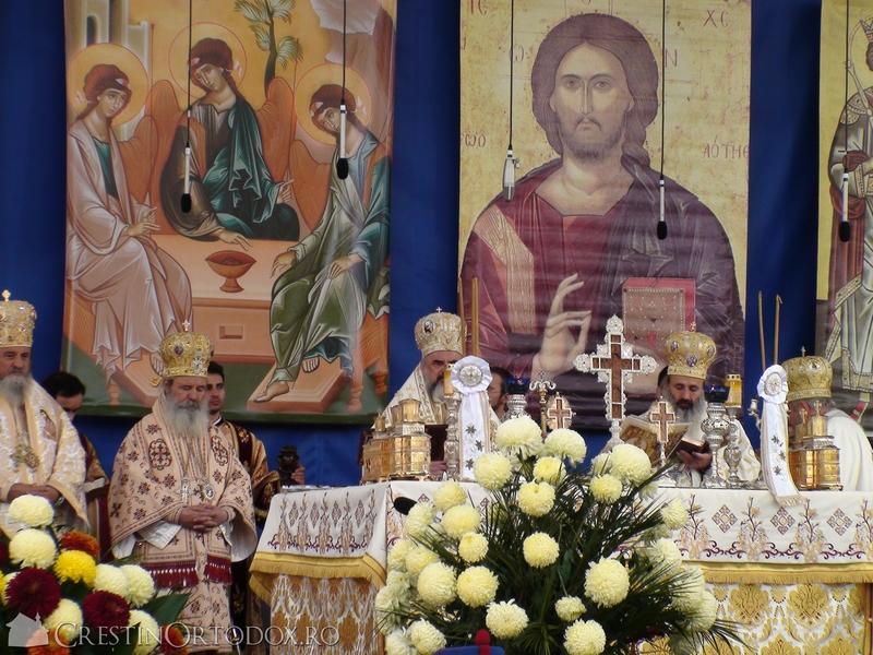 Sfanta Liturghie Arhiereasca
