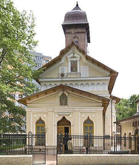 Biserica Sfanta Treime - Tei