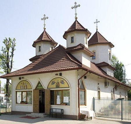 Biserica Sfantul Nicolae - Balta Alba