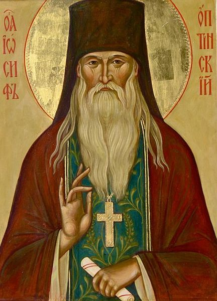Sfantul Iosif de la Optina