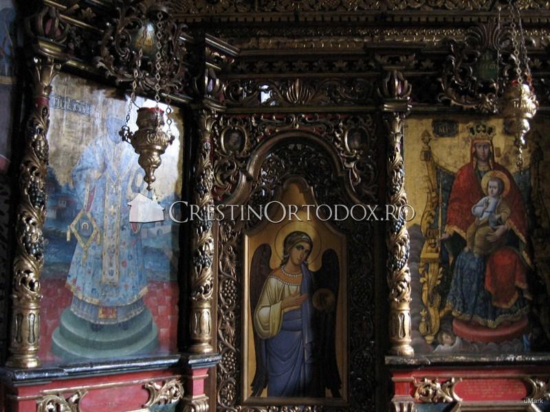 Sculptura Manastirii Moldovita