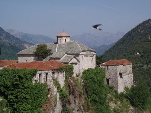 Manastirea Spilia