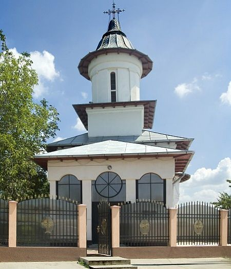 Biserica Sfantul Nicolae - Slobozia