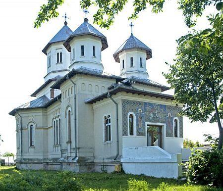 Biserica Sfantul Gheorghe - Cretesti