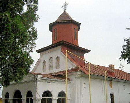 Biserica Sfanta Treime - Caltuna