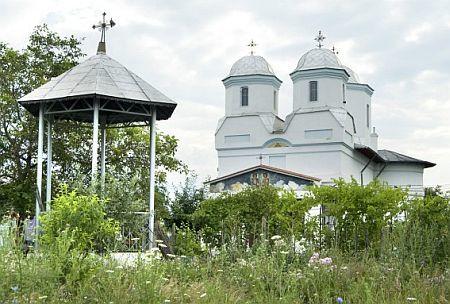 Biserica Sfintii Mihail si Gavriil - Caldararu