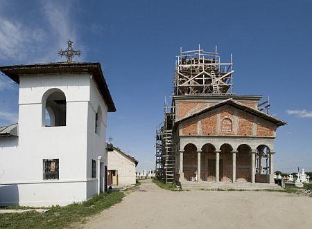 Biserica Sfantul Nicolae - Darasti Filipescu