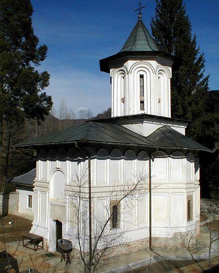 Schitul Sfantul Stefan - Hurezi