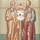 Icoana Sfintii Petru si Pavelhttp://str1.crestin-ortodox.ro/foto/1411/141094_petru-pavell_w135_h135.jpg
