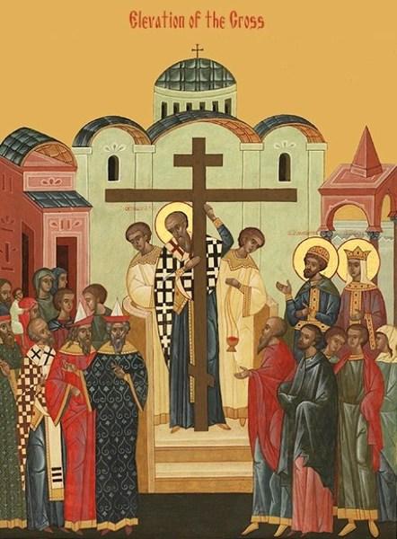 Care este originea troparului Sfintei Cruci?