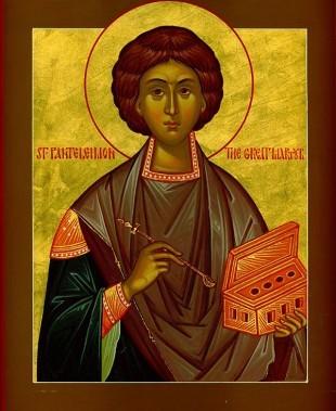 Rugaciune pentru tamaduire catre Sfantul Pantelimon