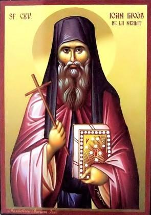 Predica la Sfantul Ioan de la Neamt