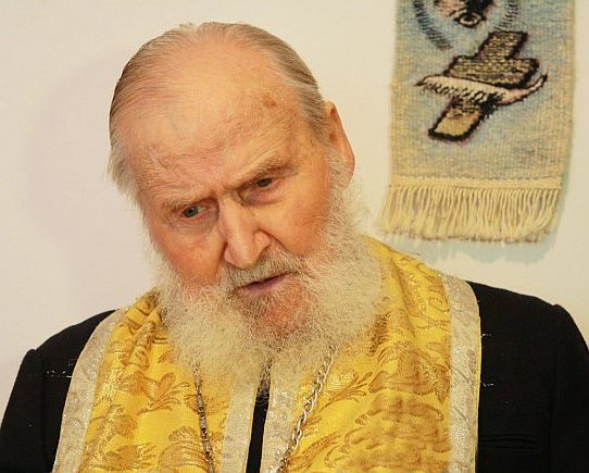 Parintele Constantin Burduja