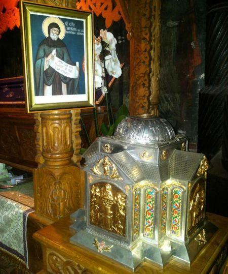 Sfantul Simeon din Muntele Minunat