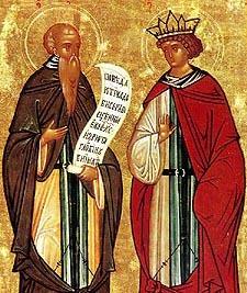 Sfintii Varlaam si Ioasaf