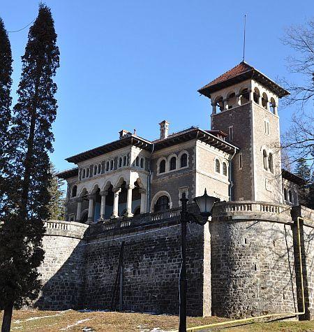 Capela Castelului Cantacuzino - Busteni