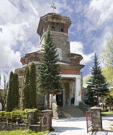 Biserica Sfantul Ilie - Sinaia