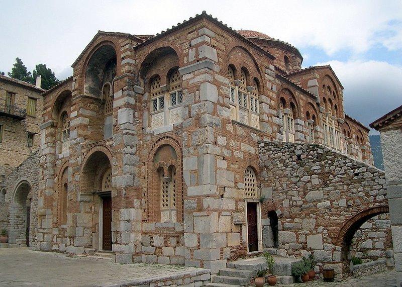 Manastirea Sfantul Luca