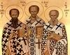 Sfintii Trei Ierarhi - Mana care lucreaza...