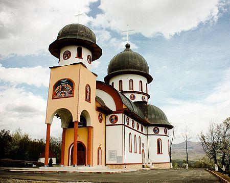 Manastirea Blanoiu - Pogorarea Duhului Sfant