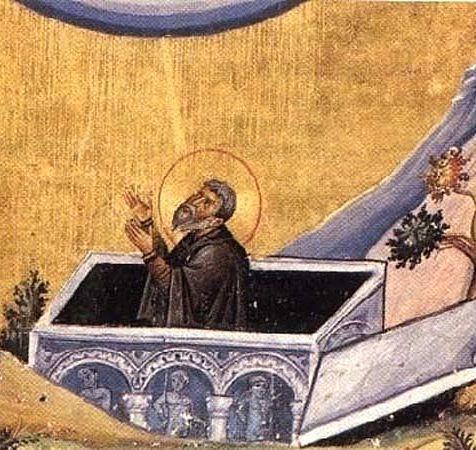 Sfantul Iacob, pustnicul din Liban