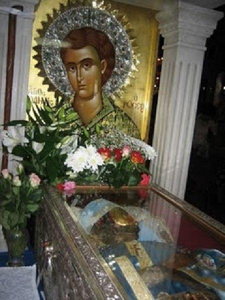 Pelerinaj de Sfantul Ioan Rusul