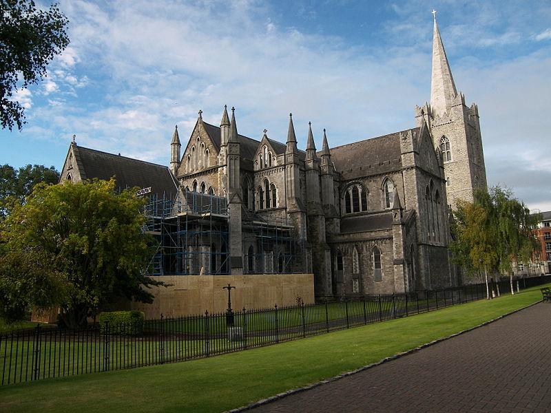 Catedrala Sfantul Patrick din Dublin