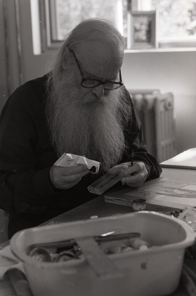 Parintele Ciprian Pyzhov
