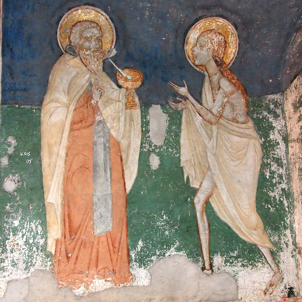 Duminica Sfintei Maria Egipteanca