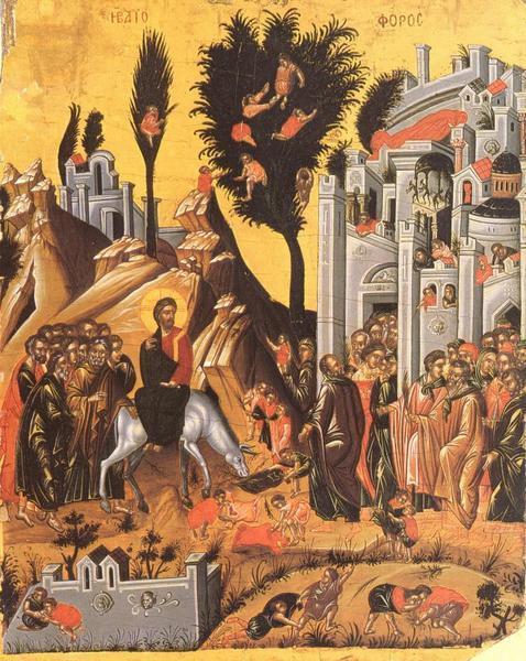 Predica la Intrarea Domnului in Ierusalim - PS Ambrozie
