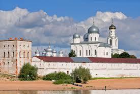 Manastirea Sfantul Gheorghe - Novgorod