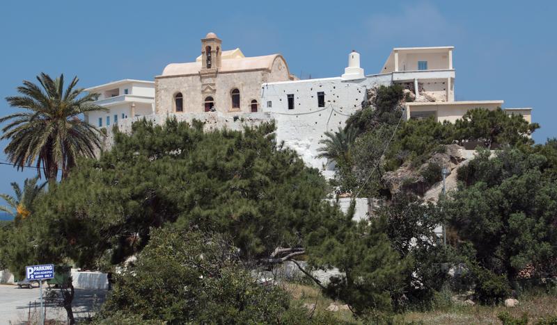 Manastirile ortodoxe din vestul insulei Creta