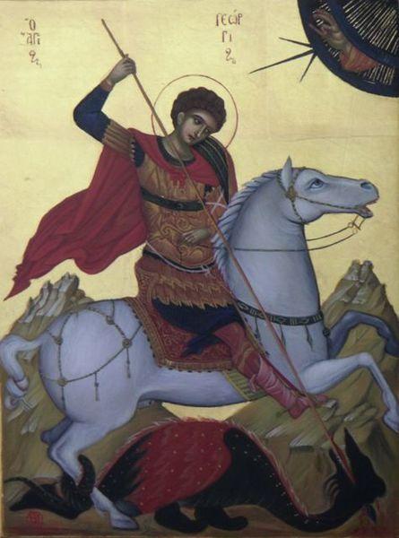 Canon de rugaciune catre Sfantul Mucenic Gheorghe
