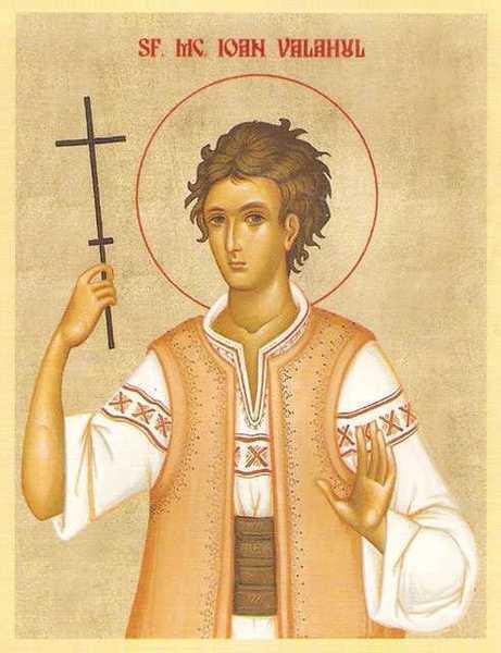 Sfantul Ioan Valahul