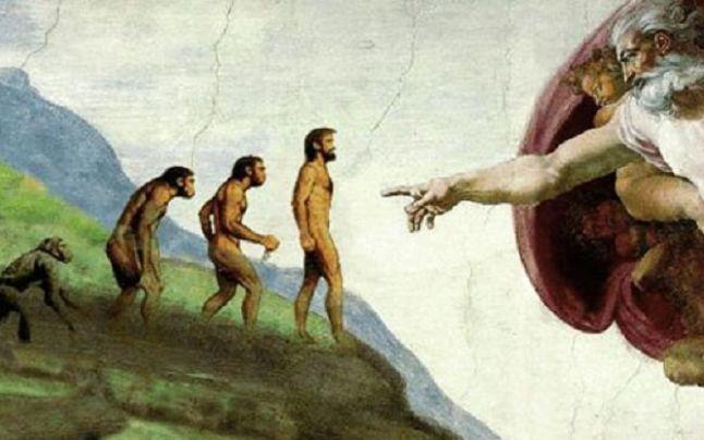 Cum impaca bossonul Higgs pe Darwin cu Hristos