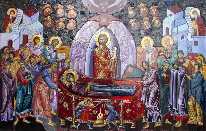 Predica la Adormirea Maicii Domnului