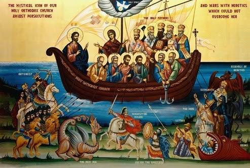 Biserica sub chipul corabiei