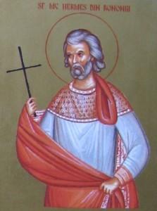 Sfantul Mucenic Hermes, exorcistul