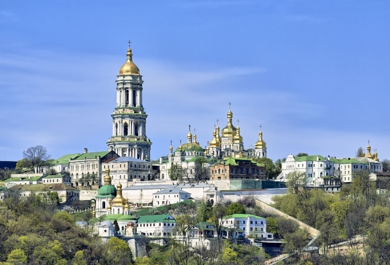 UCRAINA Sfintelor Pesteri: KIEV, CERNIGOV, POCEAEV