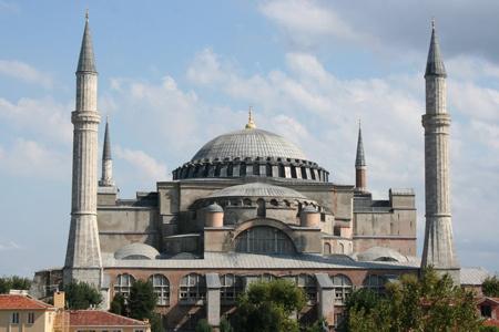 Pelerinaj in Constantinopol
