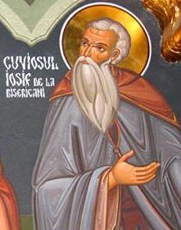 Sfantul Iosif de la Bisericani